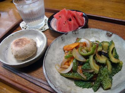 昼ごはん2008/08/28