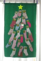 socks tree