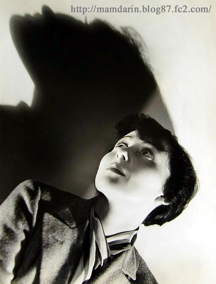 美しき女たち男たち ルイーゼ・ライナー 様 Luise Rainer