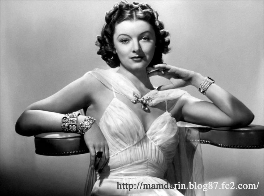 美しき女たち男たち マーナ・ロイ 様 Myrna Loy