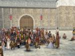 大海戦3日目:王城前