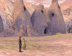 クエ:奇岩の宗教都市:遺跡
