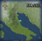 クエ:盗賊の追跡:捕捉地図