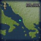 クエ:名医の御用船:捕捉地図