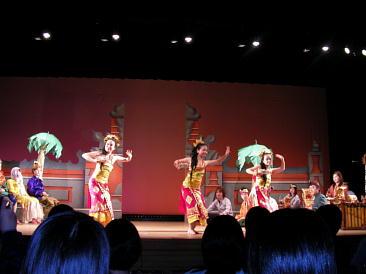 インドネシア舞踊