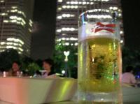 やっぱ夏はビールでしょ-が