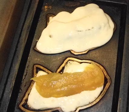 芋あん鯛焼き