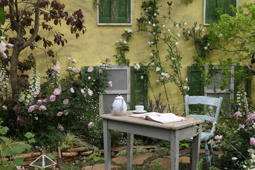 トットちゃんの庭