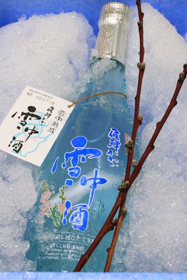 110721-雪中酒