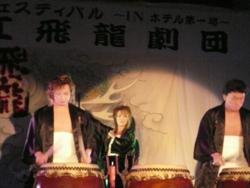 近江飛龍堺ディナーショー 172