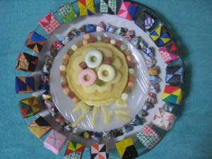 0831 000005 くるみへの誕生日ケーキ