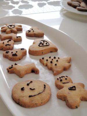 りなちゃんクッキー