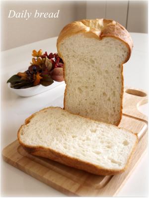 ディリー食パン♪