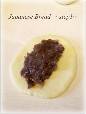 あんパン成形1