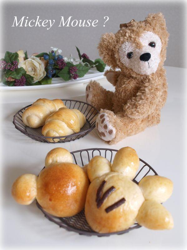 ミッキーパン♪