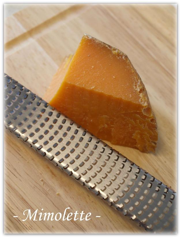 ミモレットチーズ♪