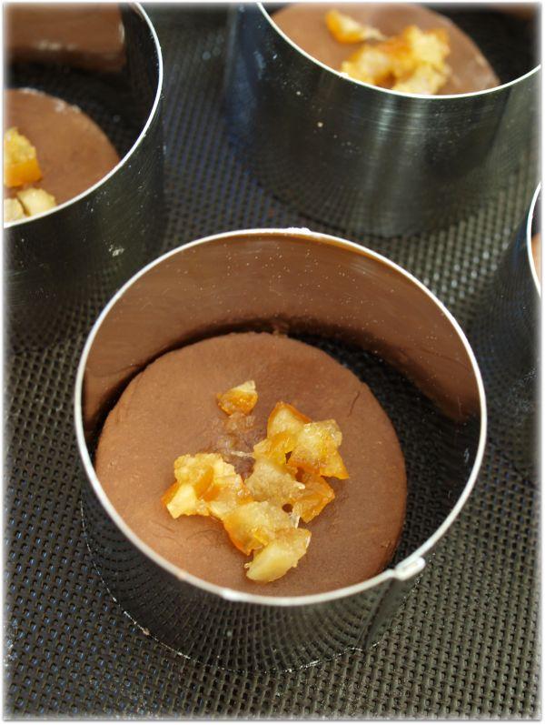 ショコラガレット工程3