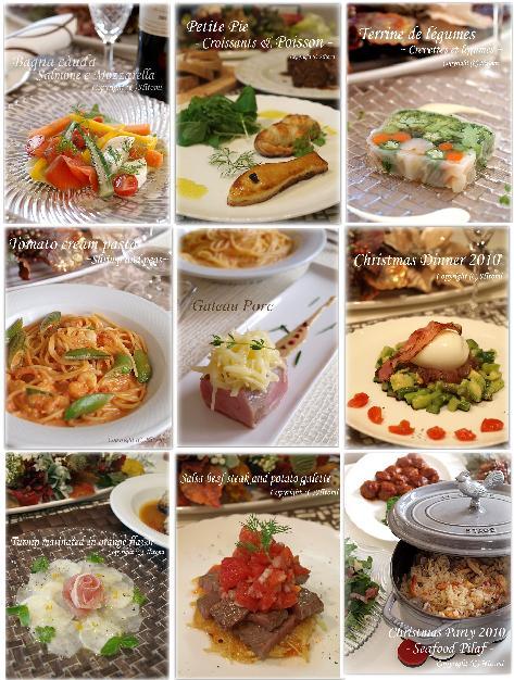 お料理2010♪