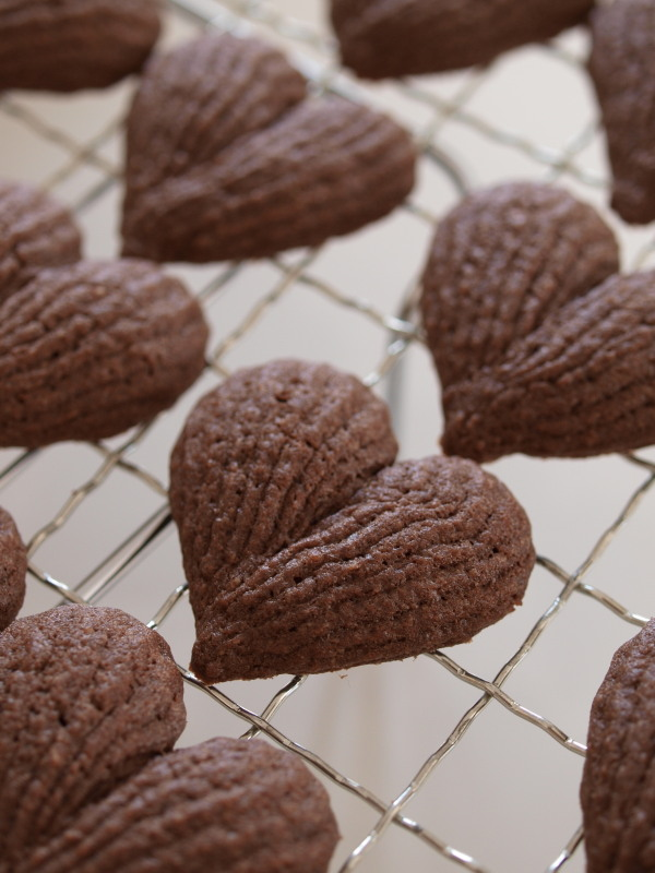ハートクッキー工程3