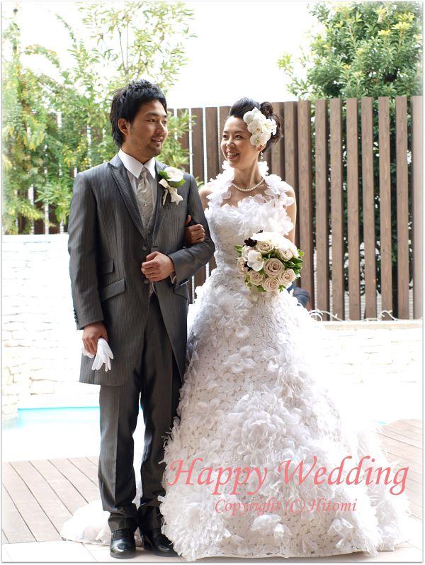 はるみ結婚式♪