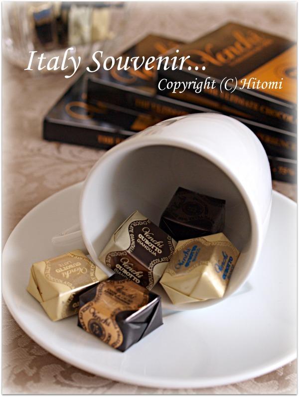 イタリア チョコレート
