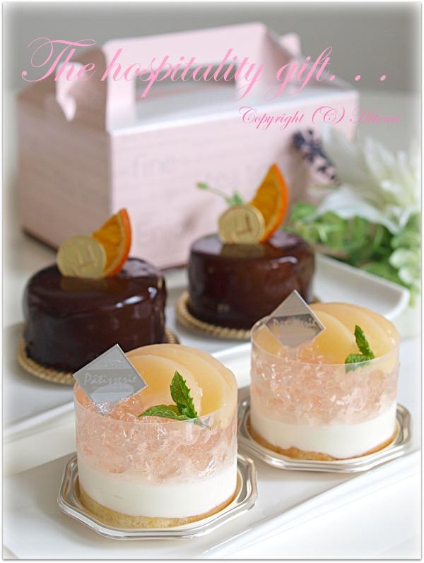 手土産ケーキ♪