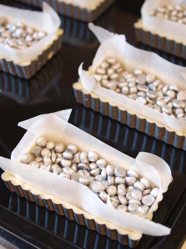タルトオショコラ工程2