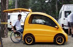 車椅子カー