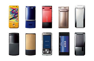 1bdocomo携帯