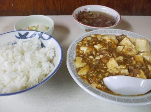麻婆豆腐01