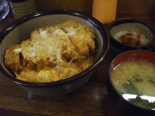 カツ丼01