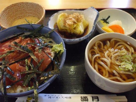 マグロ丼01