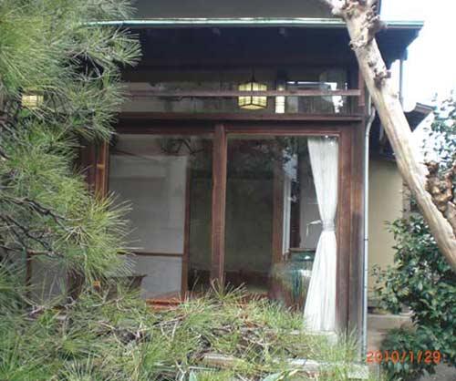 2010.01.29 蓬莱軒 和室