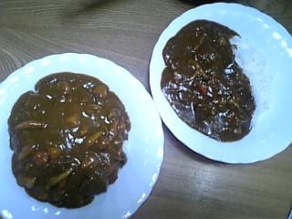 カレー2種
