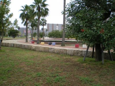 香椎浜イオンの公園