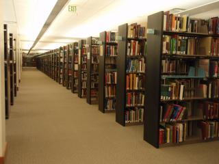 ユタ大 図書館
