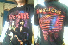モトリーTシャツ