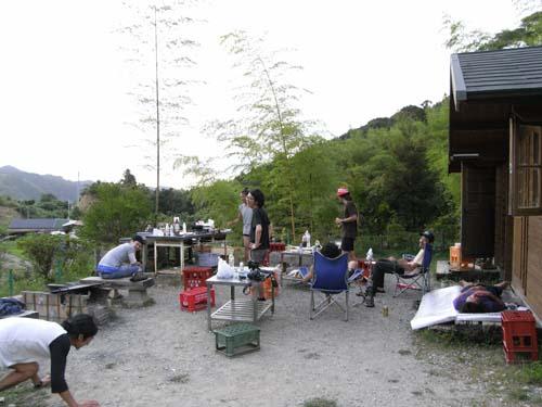 キャンプ7
