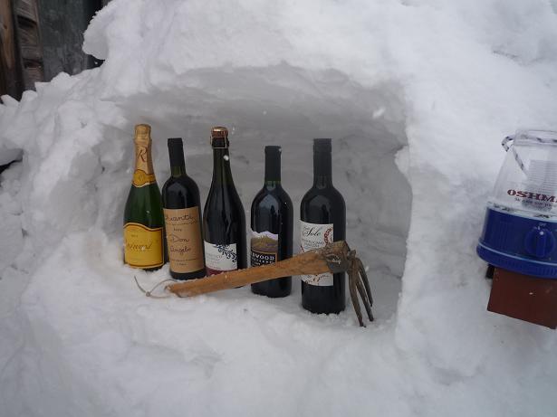 天然ワインクーラー