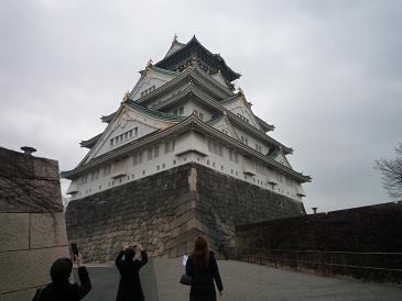 大阪城だし