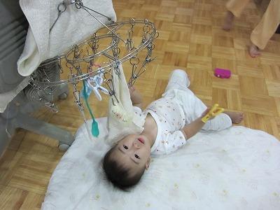 お手製赤ちゃん用玩具1