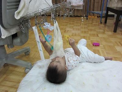 お手製赤ちゃん用玩具2