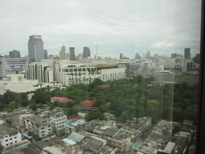 部屋からの眺め1