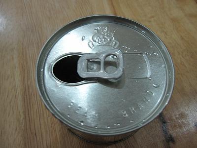 缶牛乳(中身)