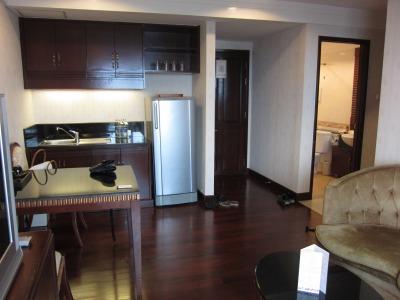 玄関と台所