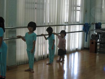バレエ教室1