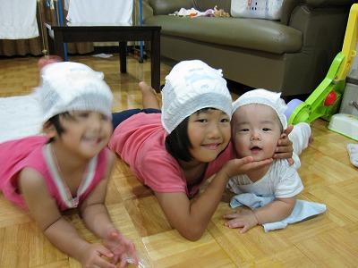 オムツ三姉弟1