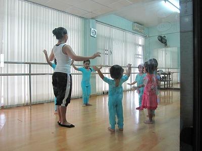 バレエ教室2