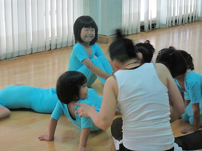 バレエ教室4