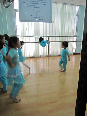 バレエ教室5